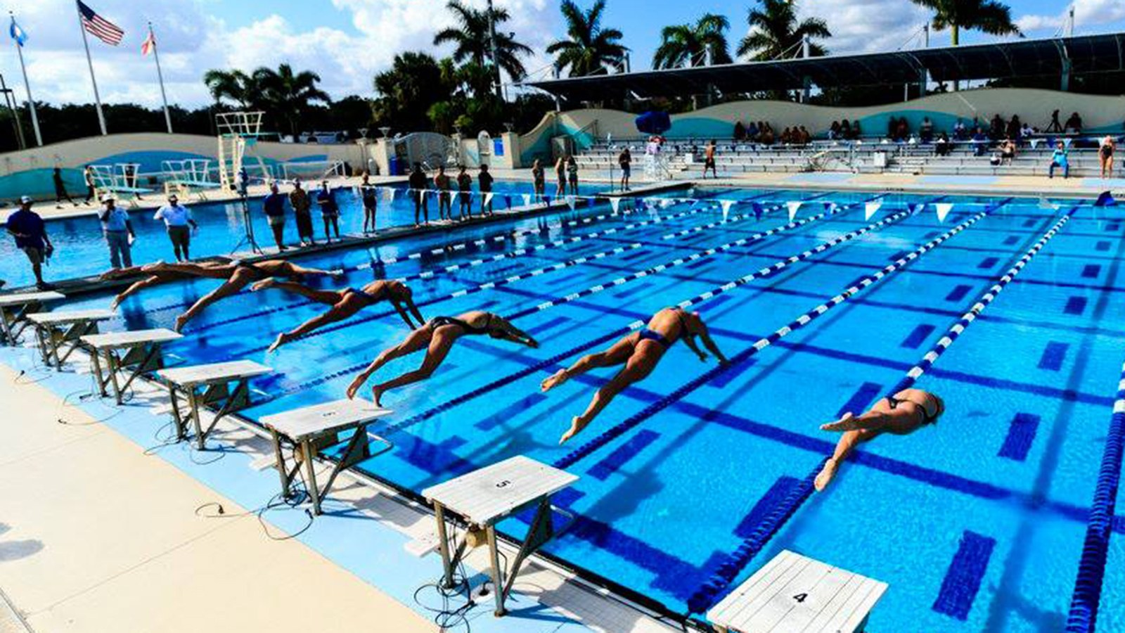 Nova southeastern begins title defense with shark invitational - Southeastern college pasay swimming pool ...