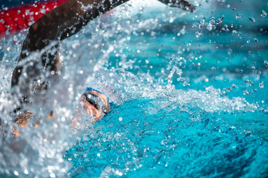 FINIS Set of the Week: Speedometer – Pace Work for Mid Season