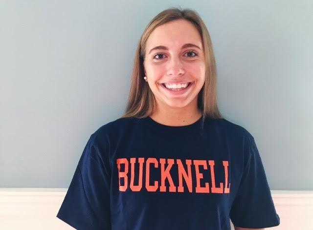 Bucknell Reels In Verbal from Sprinter Jacqueline Rounsavill