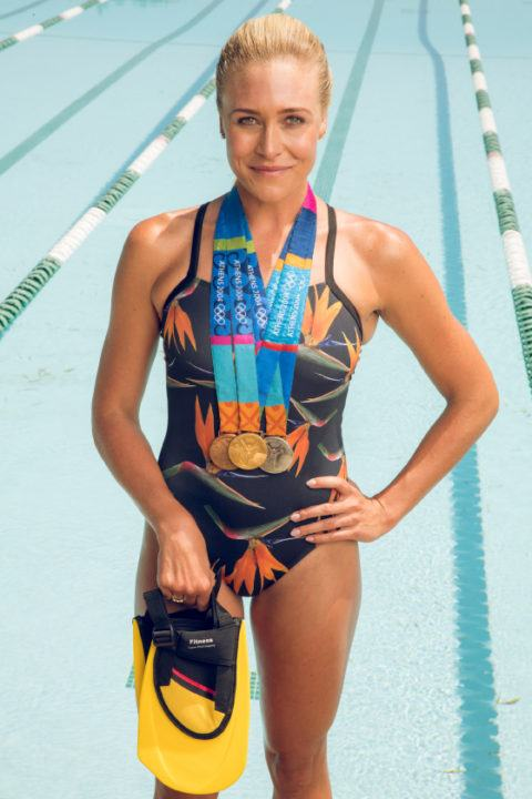Swimming From Home: Kaitlin Sandeno Gives ISL Update