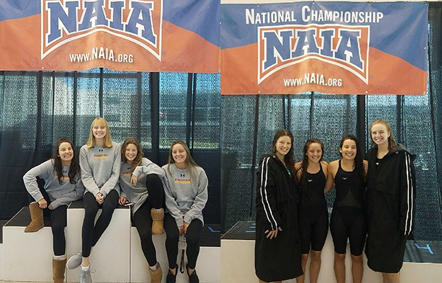 Arizona Christian (NAIA) Announces New Men's Swimming Program