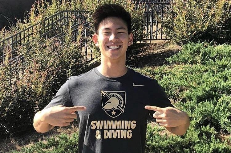 SwimAtlanta's Shwan Ahn Makes Verbal Commitment to Army West Point