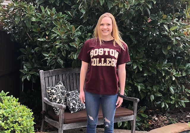 Lindsey Ryalls Makes Verbal Pledge to Boston College