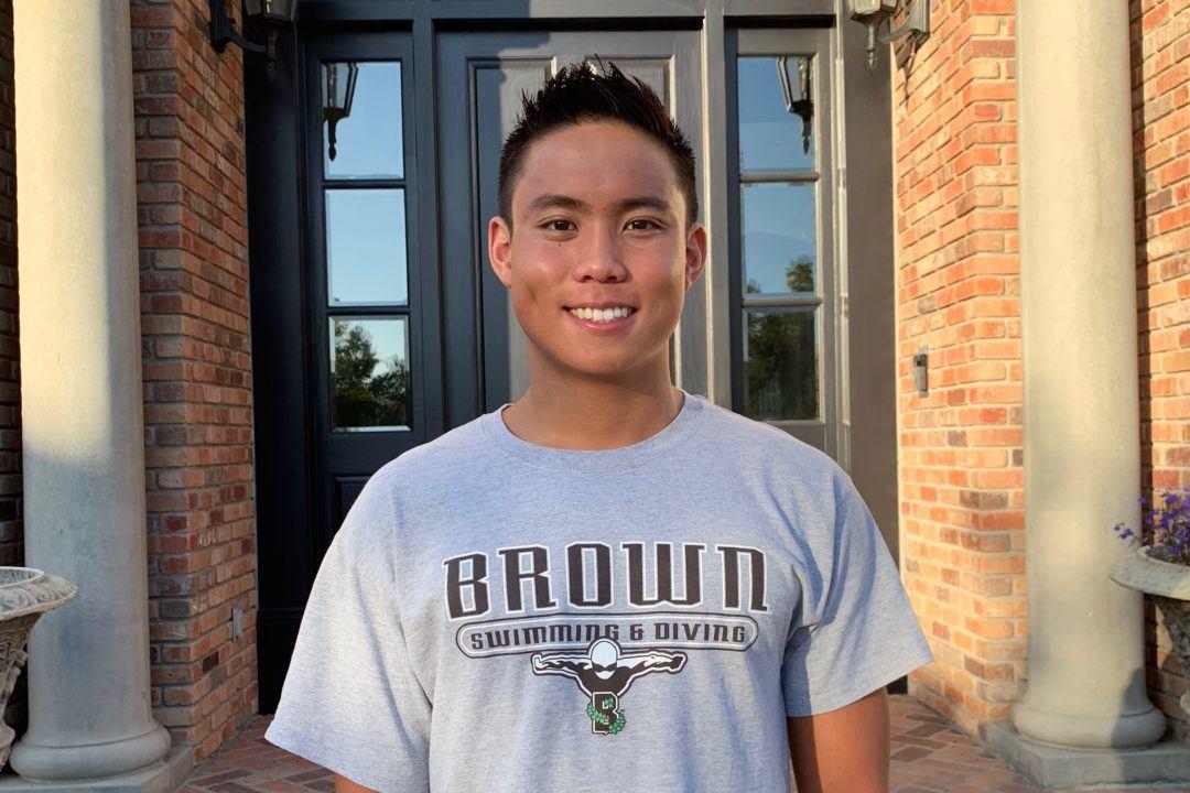 Pleasanton Freestyler Tyler Lu Verbally Commits to Brown