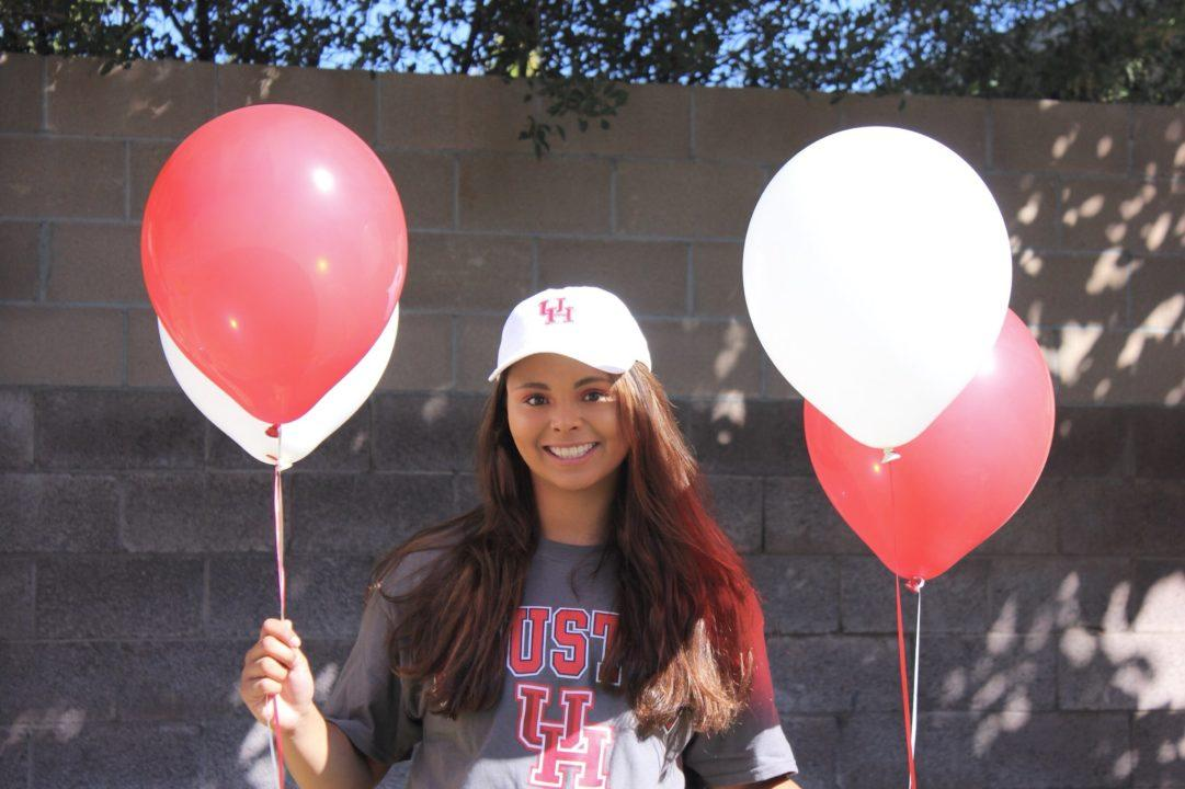 New Mexico State Champion Chrysten Pacheco Verbally Commits to Houston