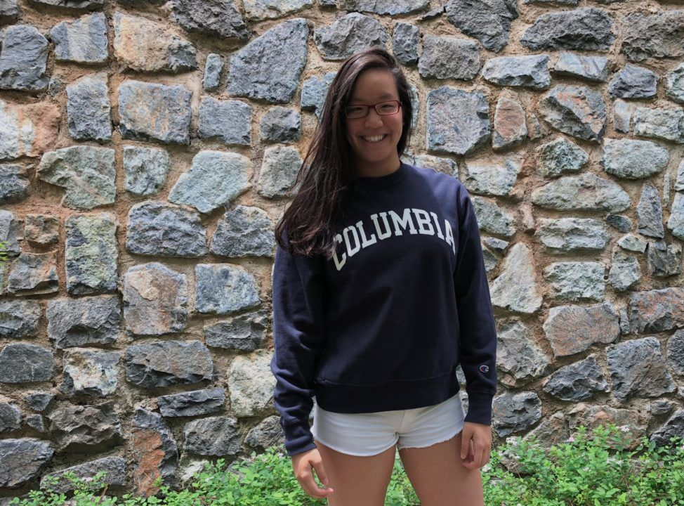 Columbia Secures Verbal from Singapore NAG Record-holder Jing-E Tan