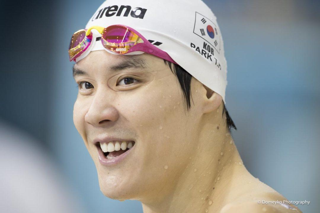 2019 Gwangju Ambassador Park Tae Hwan Ready To Host The World's Best