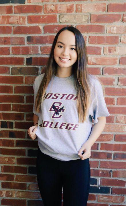 Lakeside's Sophia Miller Verbals to Boston College