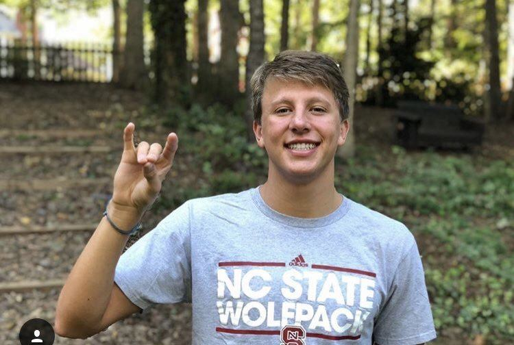 NC State Snags Verbal from SwimMAC Breaststroker Markus Wennborg