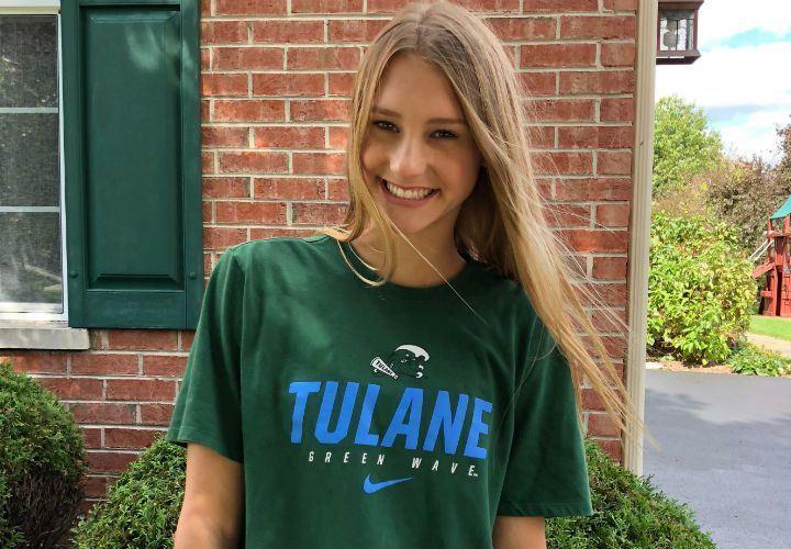 Tulane Adds IHSA 50 Free Finalist Drew Petereit for 2019
