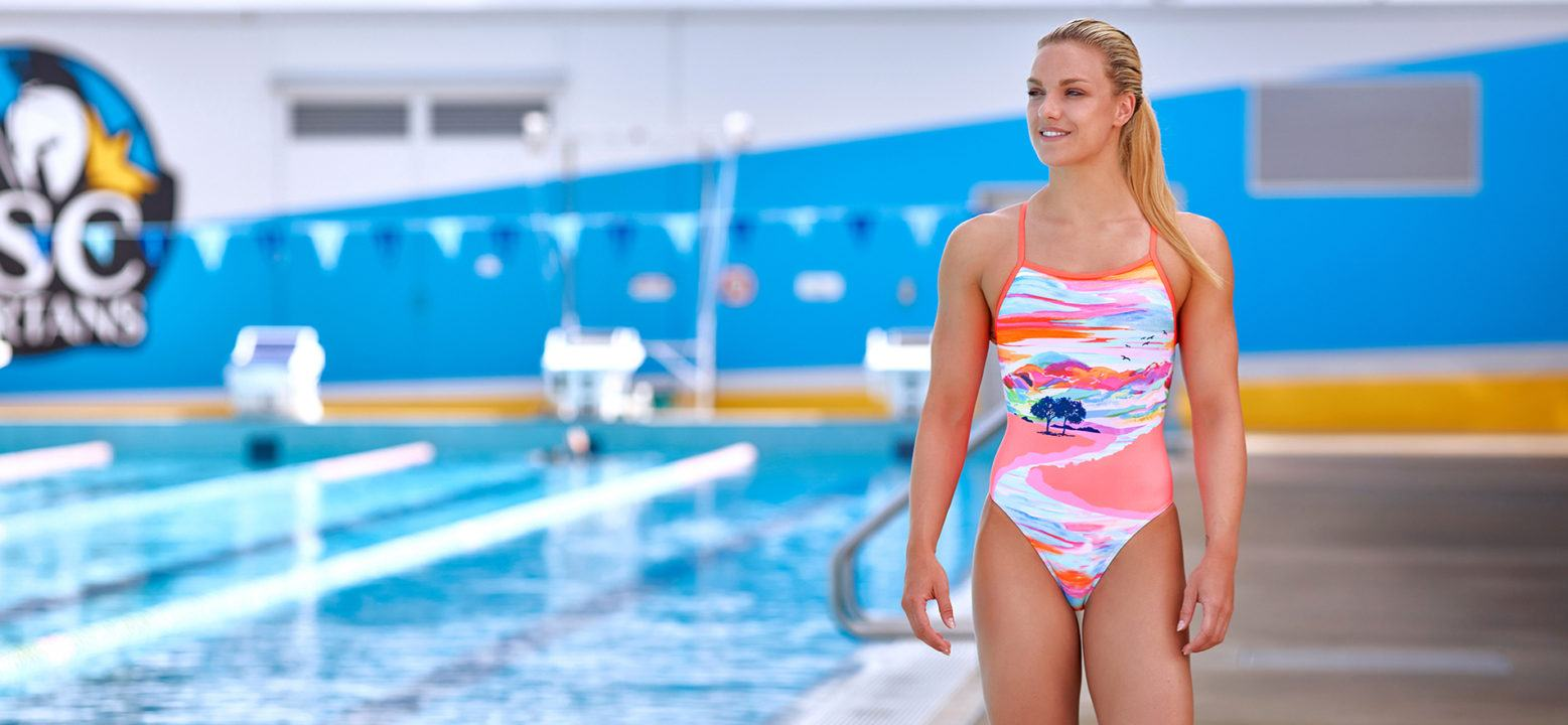 Olympian Ellie Faulkner Joins the Funky Trunks and Funkita Crew