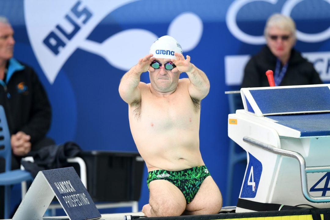 Para Swimming World Records Fall At Aussie Virtual C'ships