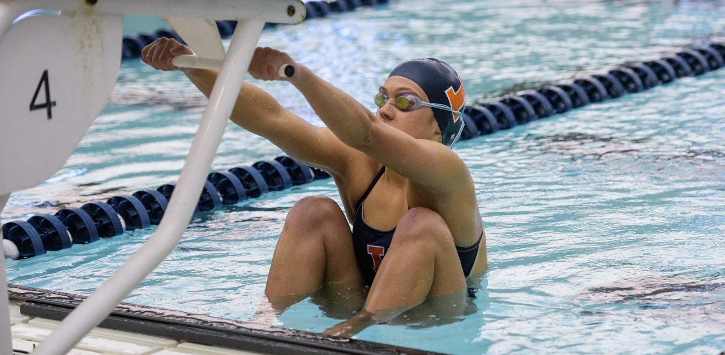 Triple Win from Ilse Martinez Helps Lift Illinois Past Michigan State