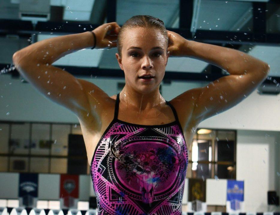 USA Diver Krysta Palmer Signs with Aussie Swimwear Brand Funkita