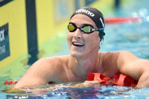 McEvoy Tops Men's 100 Free Field, Fairweather Impresses On Vic Open Day 1