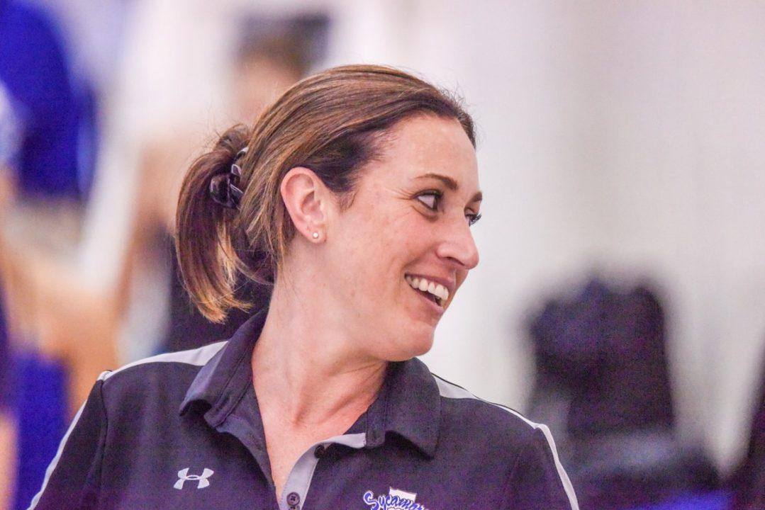 Melissa Giesen Named Sycamore Swimming & Diving Assistant