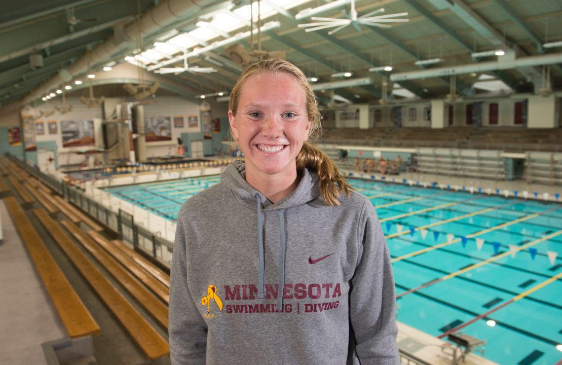 4x Utah State Champ Rachel Butler Verbally Commits to Minnesota