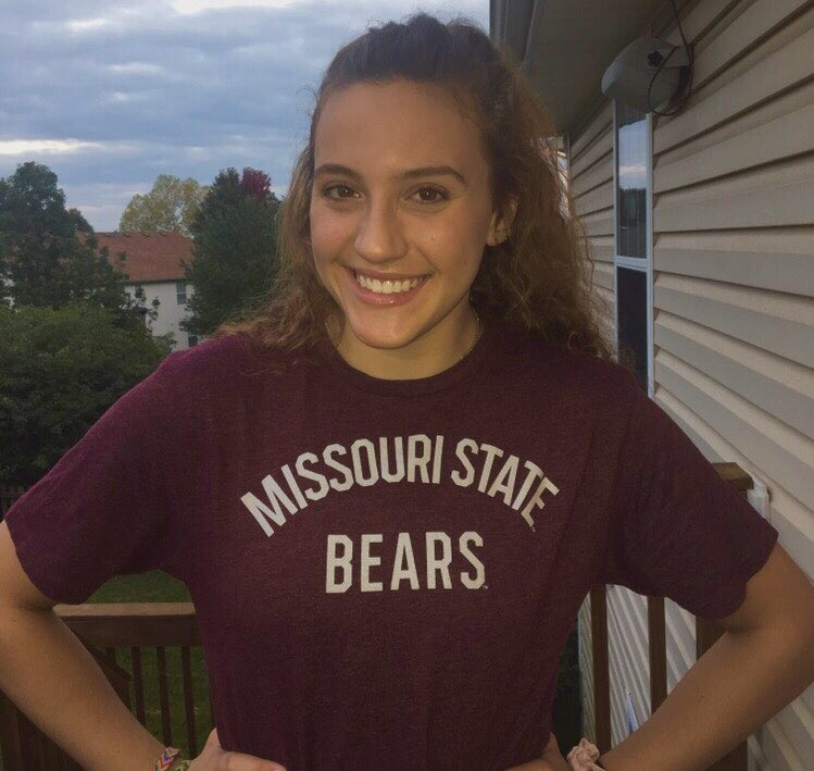 Missouri State Earns Verbal from MSHSAA State Champ Grace Beahan
