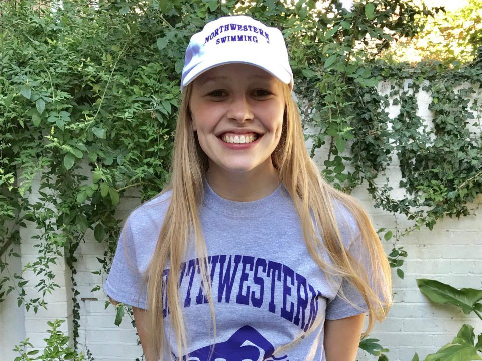 IMer Ally Larson Hands Verbal Commitment to Northwestern