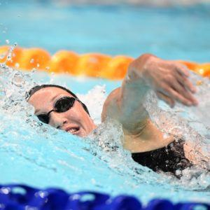 Pallister Punches Australian Record In 800 Freestyle