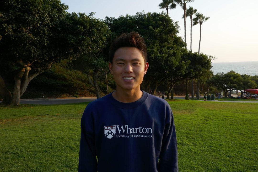 Irvine Novaquatics' Kevin Tu Verbally Commits to Penn