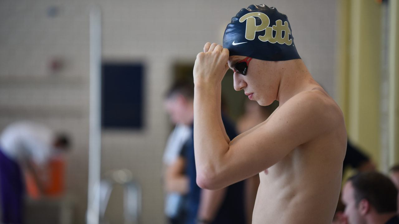 Blaise Vera Splits 19.37 50 Free As Pitt Sweeps George Washington
