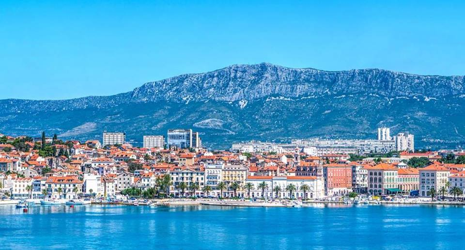 Split Croatia Set to Host 2022 European Water Polo Championships