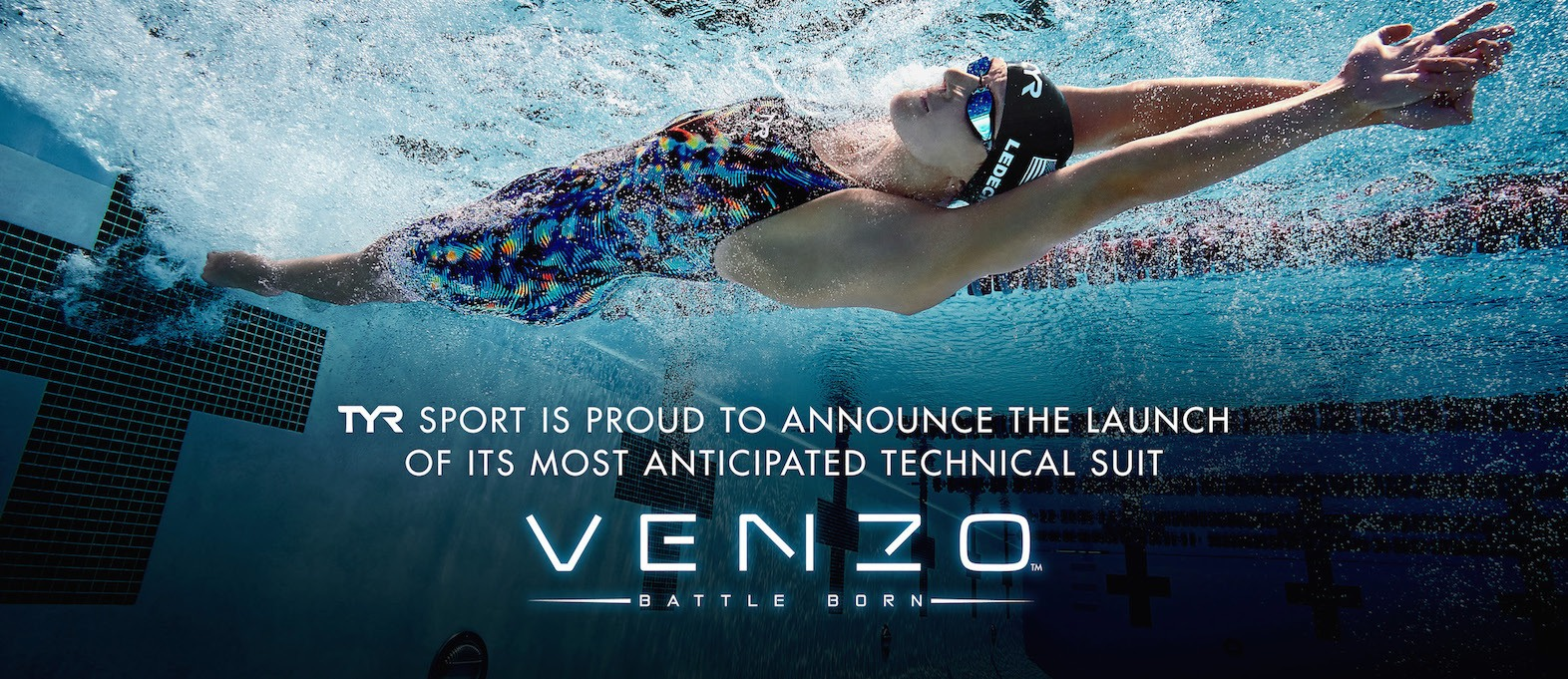 TYR Sport is Proud to Announce the Launch of Its Most Anticipated Technical Suit: The TYR Venzo