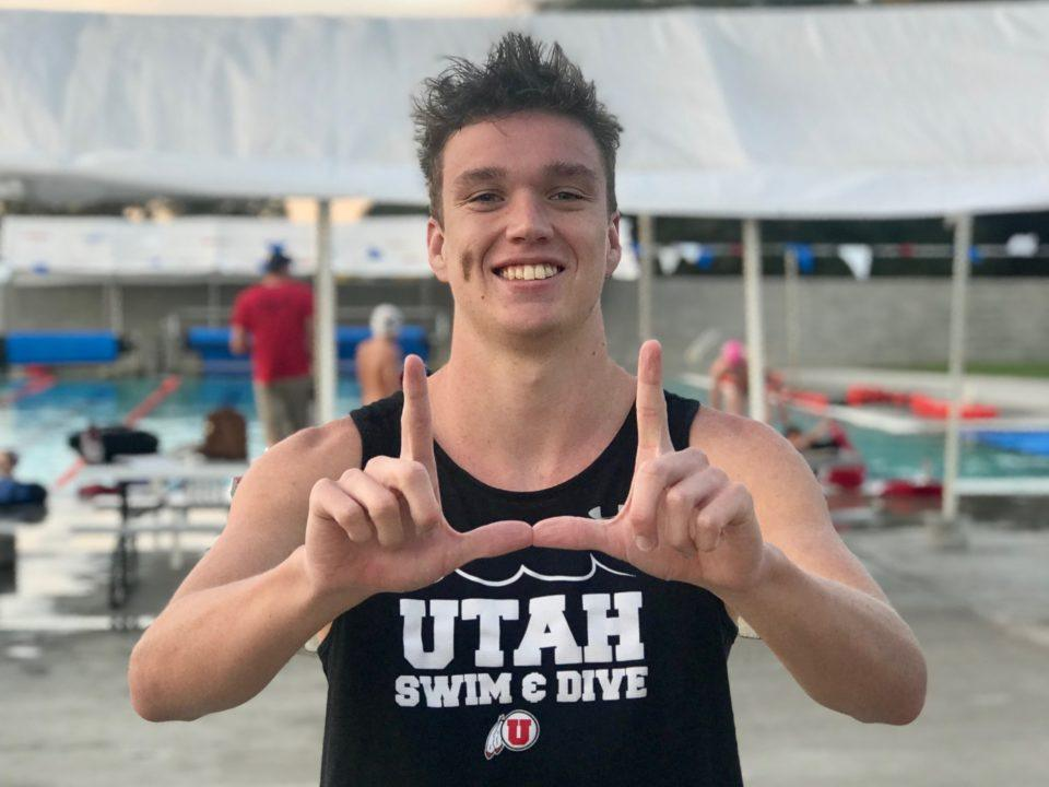 O'Haimhirgin (Utah), Ingram (Zona) Qualify for Olympic Trials at Pac-12 Invite