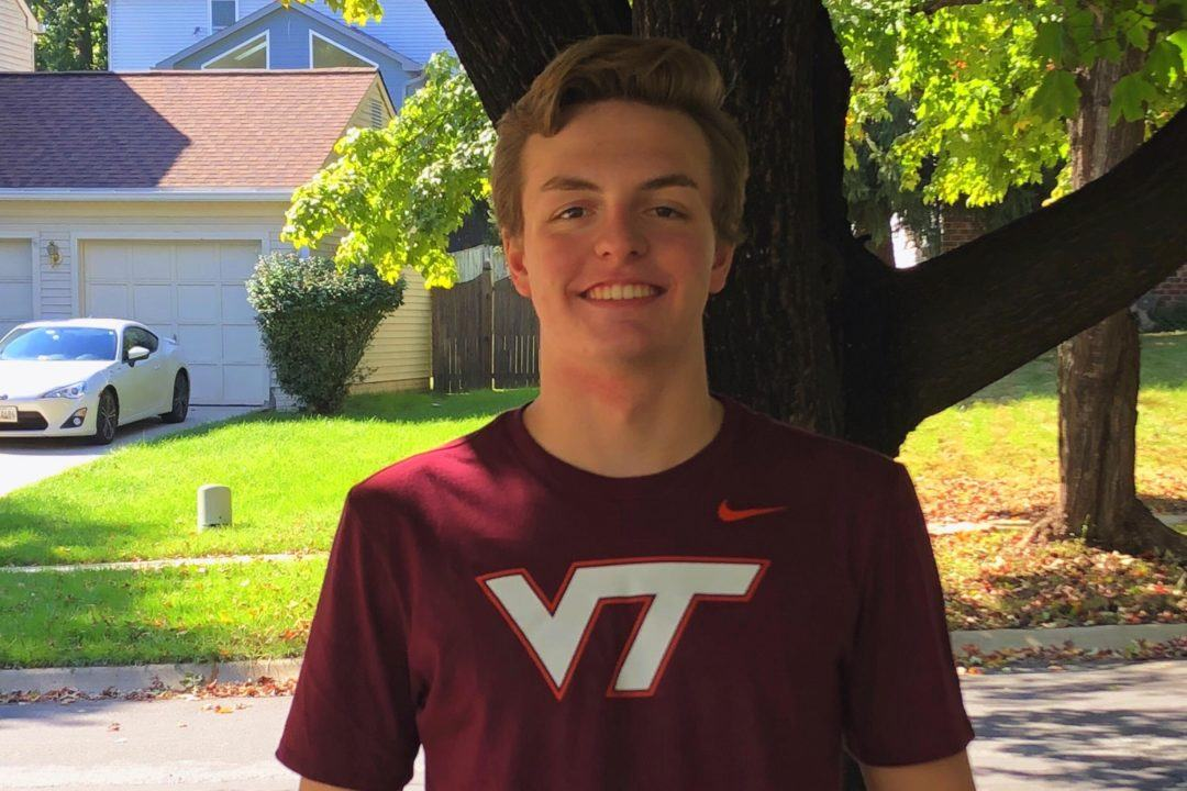 NCSA Record-breaker Ryan Vipavetz Pledges Verbal Commitment to H2Okies