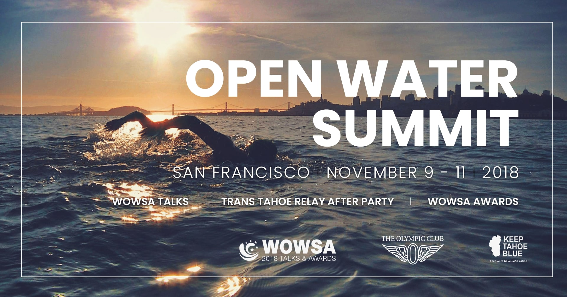 2018 WOWSA Awards Set for Nov. 10th at Oldest Athletic Club in U.S.
