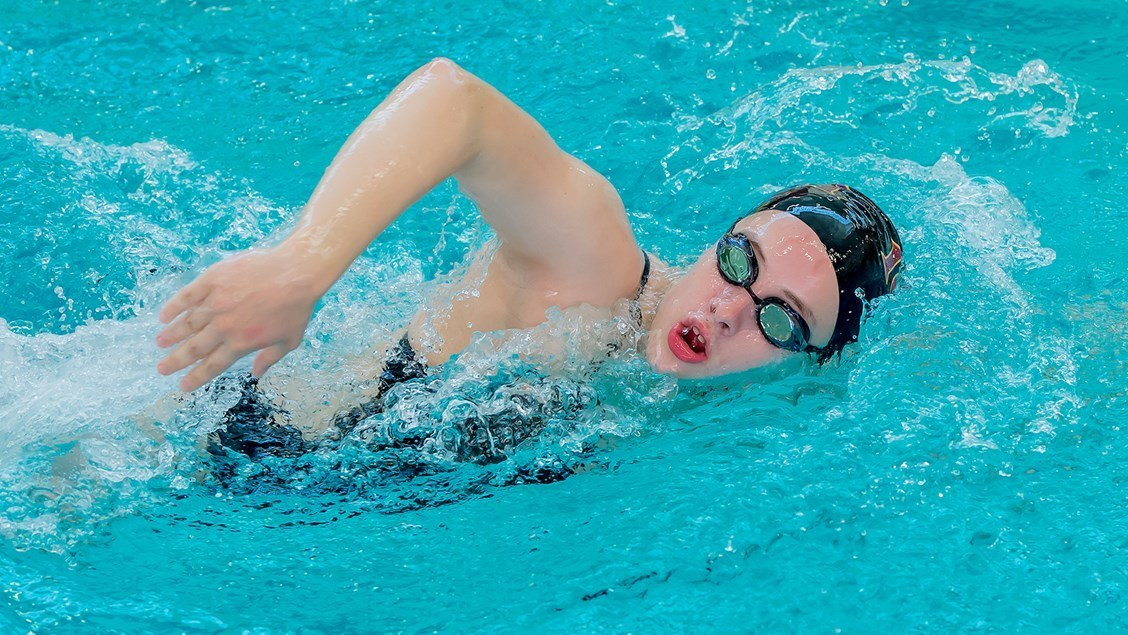 Iona's Lopez-Silvers Named MAAC Female Swimmer of the Week