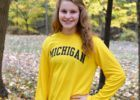 Michigan Intrasquad: Ackerman Goes 4IM School Record, Hunter Hits 51.8 100 BR