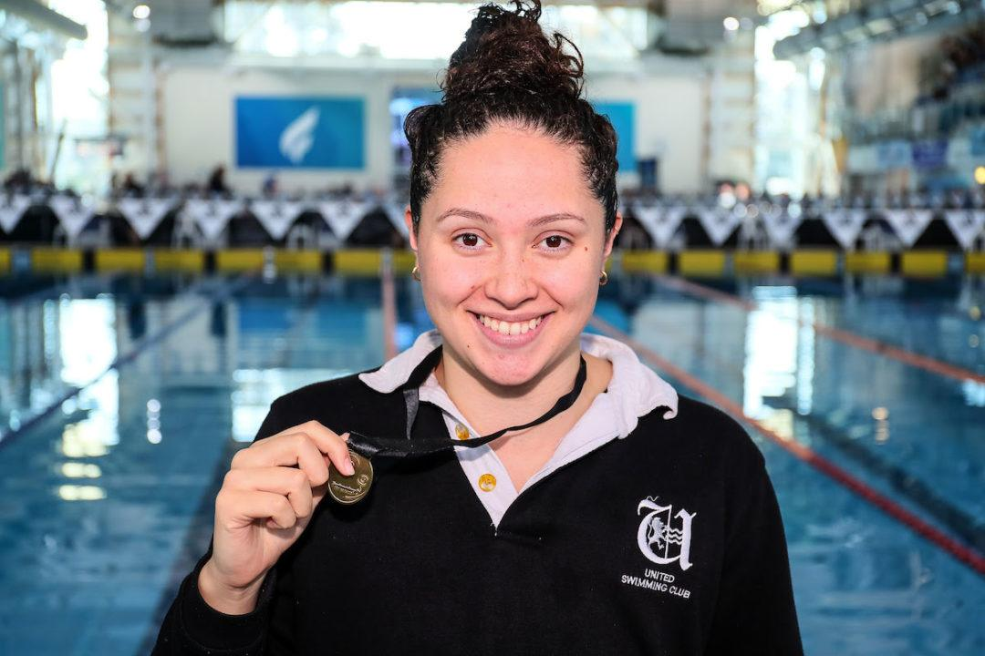 Kyla Alexander Breaks Another Fa'amausili Record to Close NZ Champs