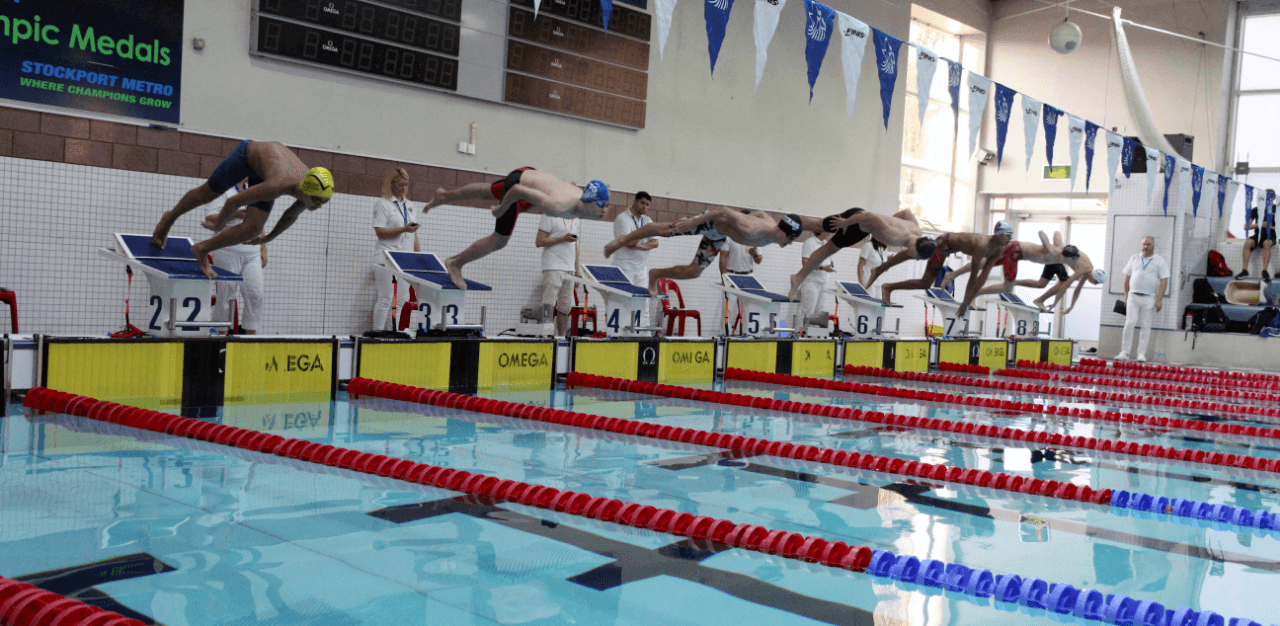 Khelo India Youth Games 2019: Swimming Ke Complete Results