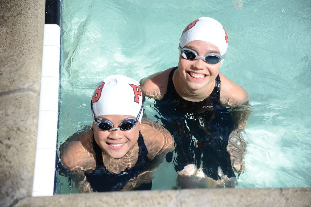 Alexis Mesina Crushes National Age Group Record in 100 Breaststroke