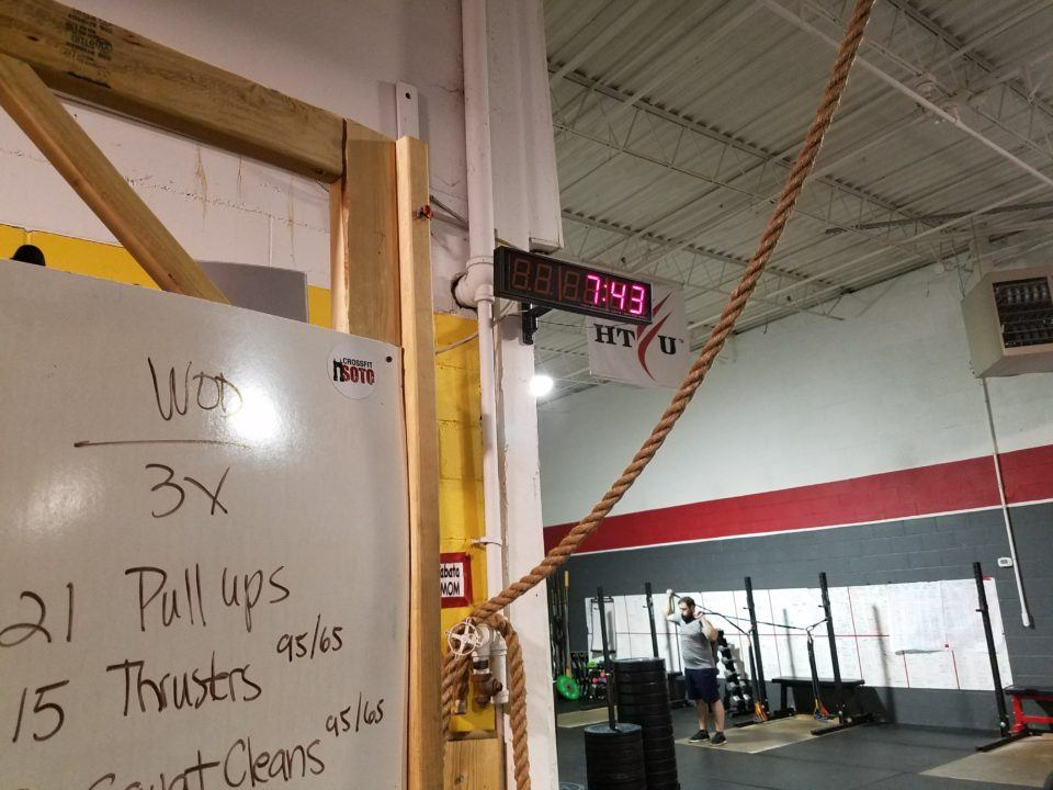 My Swimmer-Does-CrossFit Experiment Comes Full Circle