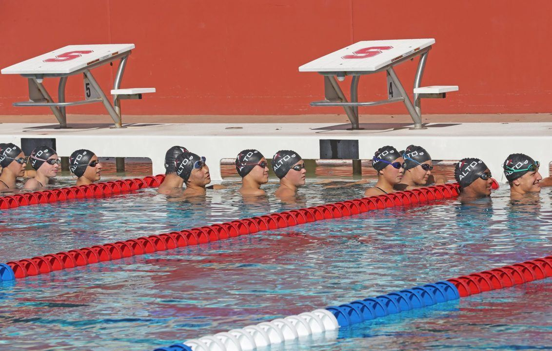 Stanford Swimming Partners with Former PASA-Cardinal Site to Form Alto Swim Club