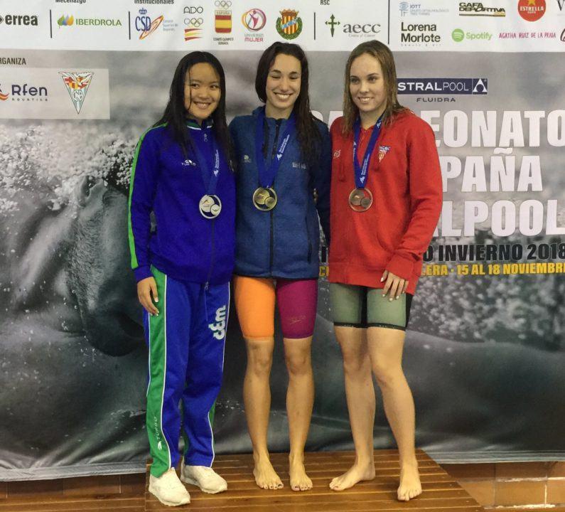Día 4 campeonato España p25m: Zamorano, González y Corró triunfan