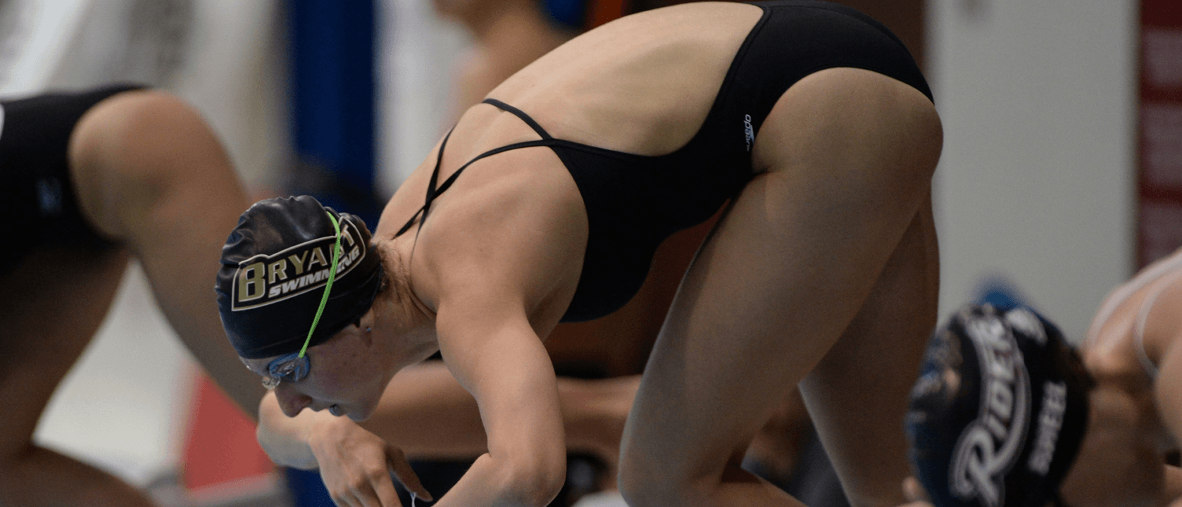 Bryant Women Sweep NEC Weekly Awards