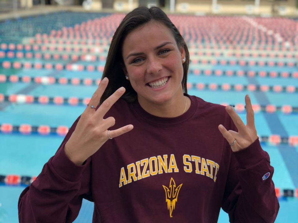 2020's Adair Sand Makes Verbal Commitment to Arizona State