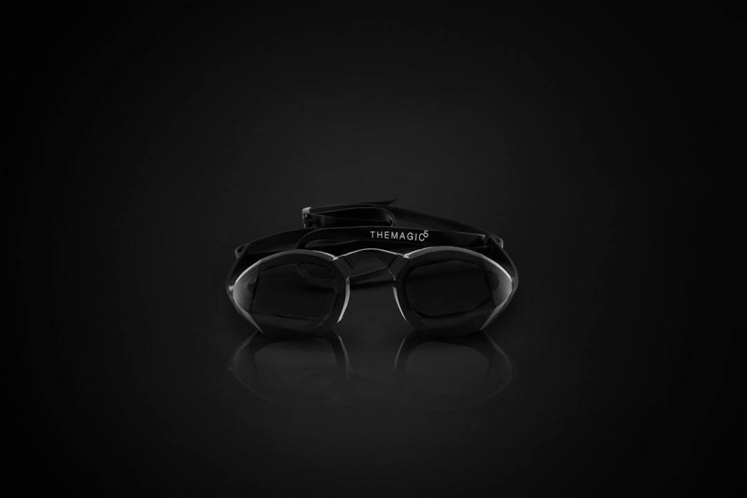 Black Magic: Introducing Sleek, Swim Goggles Designed to Block the Sun