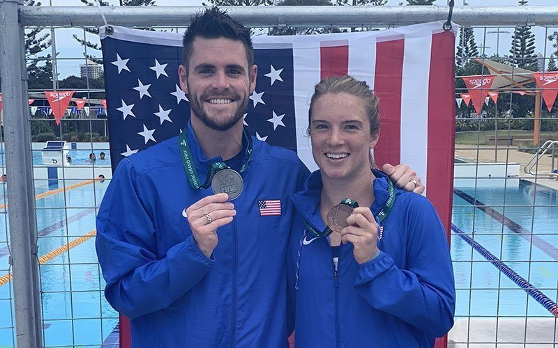 Boudia, Young Earn Medals on Day 3 of Gold Coast Grand Prix