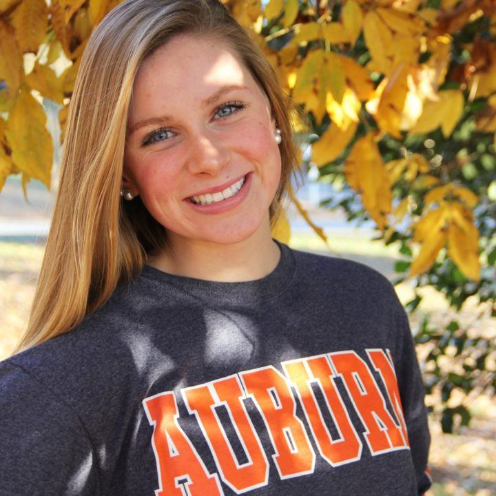 Juniors A-Finalist Colby Hurt of 757 Swim Verbals to Auburn for 2020