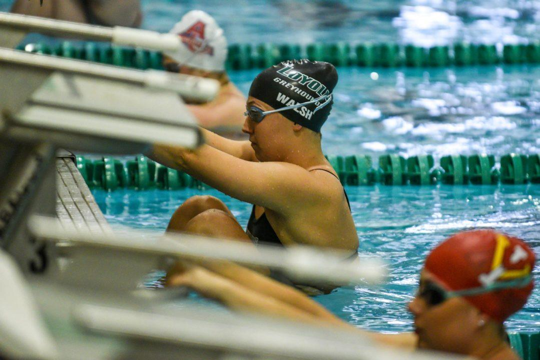 Loyola Greyhounds Edge Fairfield in Saturday Dual