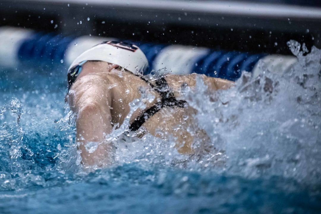 How Swimmers Can Learn to Be More Present in the Pool