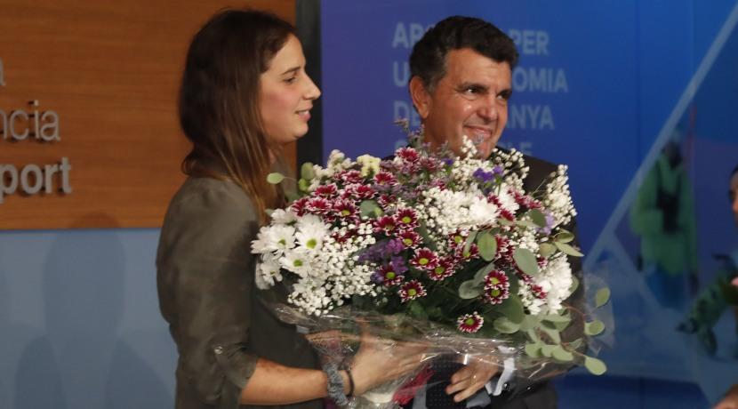 La campeona del mundo Erika Villaécija se retira
