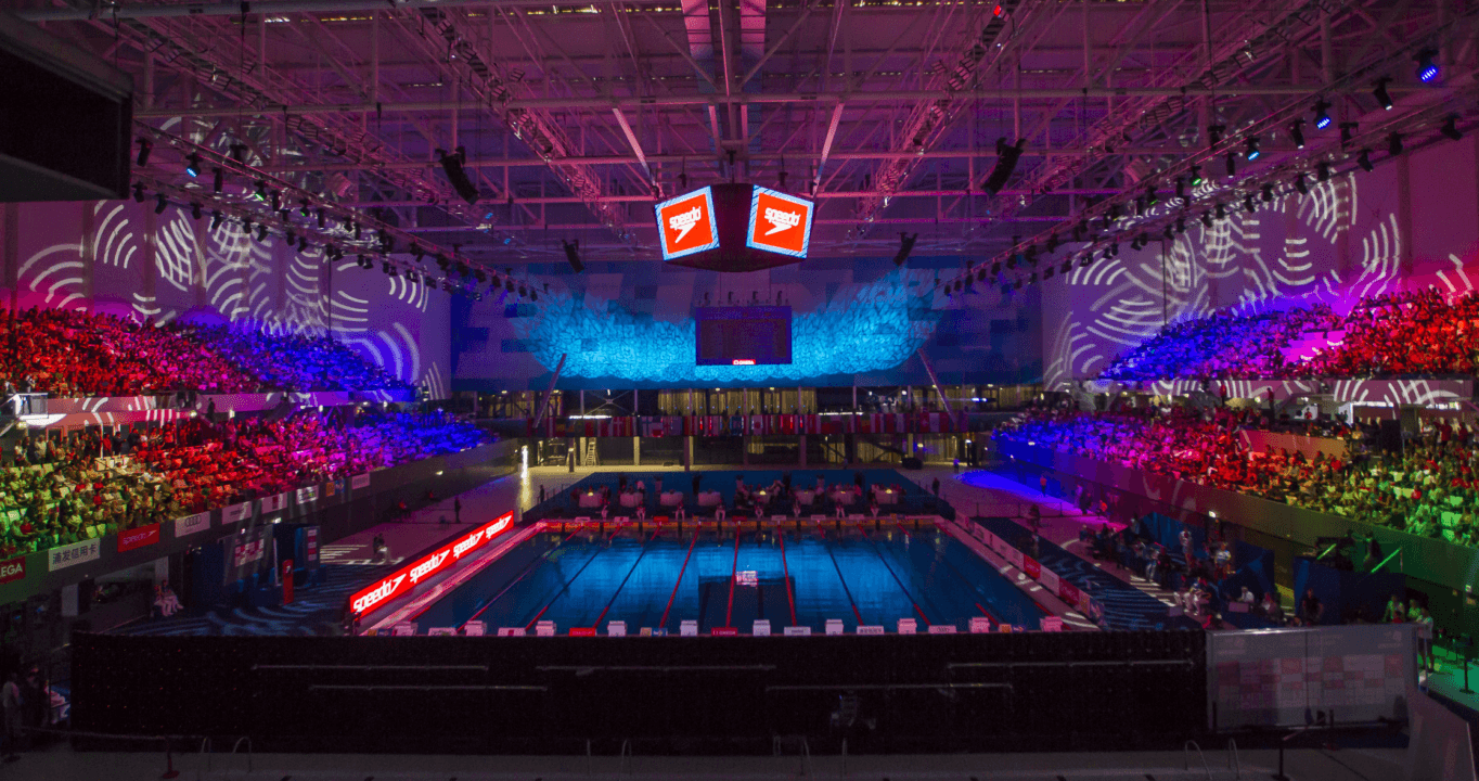 FINA Announces 2020 World Cup Series Schedule of 6 Meets