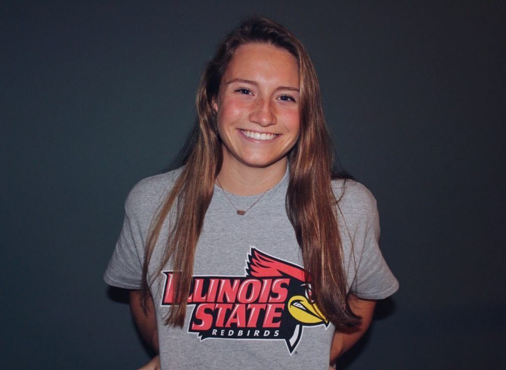 Illinois State Redbirds Pull in Commitment from Madelyn Hernandez