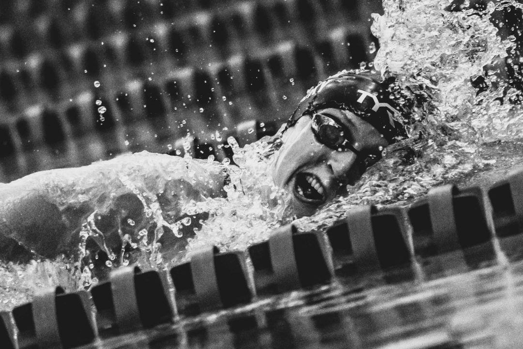 Ledecky Blasts World-Leading 400 Free On Night 3 In Santa Clara